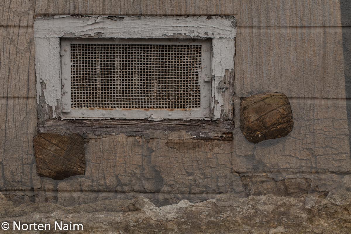 Fenster und Bolzen