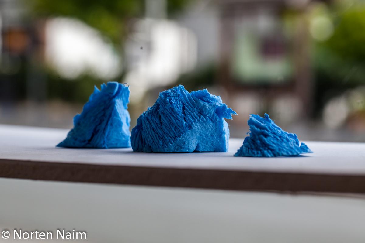 Blaue Hügel