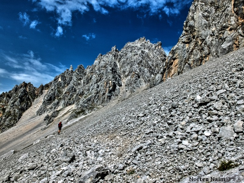 Steiniger Weg